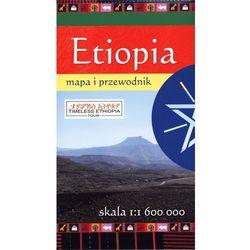 Etiopia. Mapa i przewodnik w skali 1:1 600 000 (opr. broszurowa)