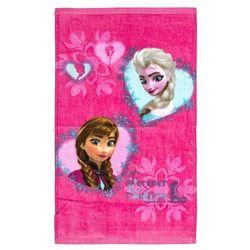 Ręcznik dziecięcy Kraina Lodu Frozen, 30 x 50 cm, 30 x 50 cm