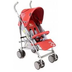 Wózek spacerowy KINDERKRAFT Siesta Red + DARMOWY TRANSPORT!