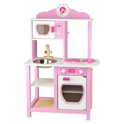 Viga Toys, Princess Pink, kuchnia małej królewny Darmowa   -> Kuchnie Dla Dzieci Smyk