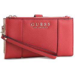 ac83d81f60beb Guess czerwony portfel damski (7613402504712)