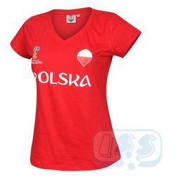 31f78513a6 BPOL175w  Polska - koszulka damska World Cup 2018