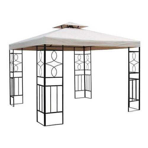 namiot ogrodowy steel ii z podwójnym dachem marki Happy green