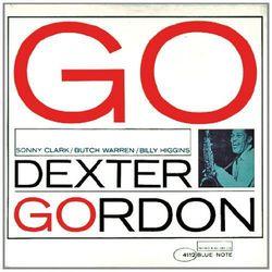 DEXTER GORDON - GO! (RUDY VAN GELDER REMASTER) (CD)