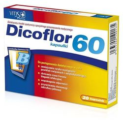 Dicoflor 60 x 20 kaps. *C