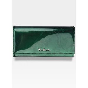 547728944ede4 Portfel Damski Pierre Cardin Skórzany Zielony w Liście 102 - zielony