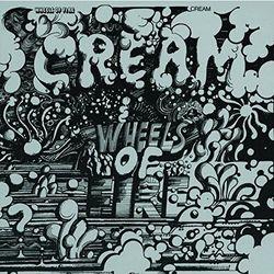 WHEELS OF FIRE 2LP - Cream (Płyta winylowa)