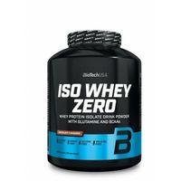 Odżywki białkowe, Biotech ISO WHEY Zero 2270g IZOLAT CFM coconut