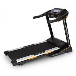 Capital Sports Pacemaker X30 domowa profesjonalna bieżnia6,5KM 22km/godz czarna