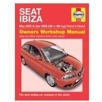 Biblioteka motoryzacji, Seat Ibiza Silniki Benzynowe i Diesel (Maj 02 - Kwiecień 08)