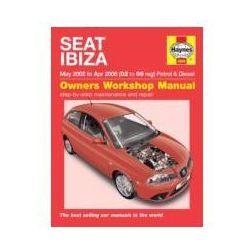 Seat Ibiza Silniki Benzynowe i Diesel (Maj 02 - Kwiecień 08)