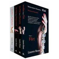 Pozostałe książki, Flirt / Wyznanie / Niepewność / Pojednanie - Lauren Rowe