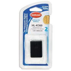 Hahnel HL-K360 (odpowiednik Panasonic VW-VBK360)