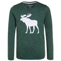 Abercrombie & Fitch MONEYMAKER Sweter green