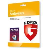 Oprogramowanie antywirusowe, G Data AntiVirus 2 PC - Nowa 3 lata