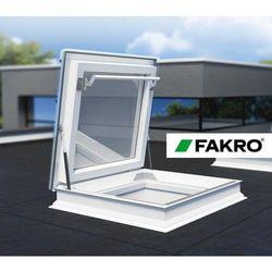 Okno wyłazowe do płaskiego dachu Fakro DRF DU6 100x100