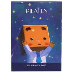 Pilaten Native Blotting Paper chusteczki oczyszczające 101 szt dla kobiet
