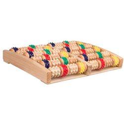 Drewniany masażer stóp inSPORTline Rangkai