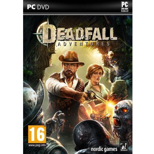 Gry na PC, Deadfall Adventures (PC)