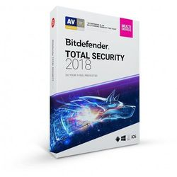 Bitdefender Total Security Multi-Device 2018 10pc 2lata