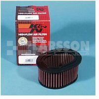 Filtry powietrza do motocykli, filtr powietrza K&N HD-8834 3120540 Harley Davidson XL 883, XL 1200,