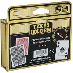 Karty Texas Holdem Zestaw 2 talii