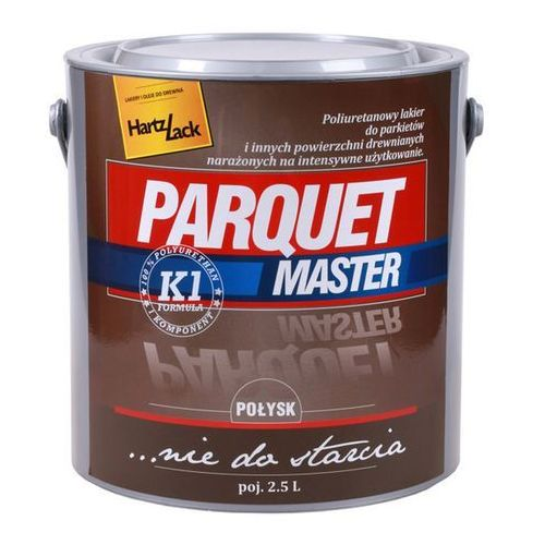 Lakiery, Lakier HartzLack Parquet Master mat 2,5 l