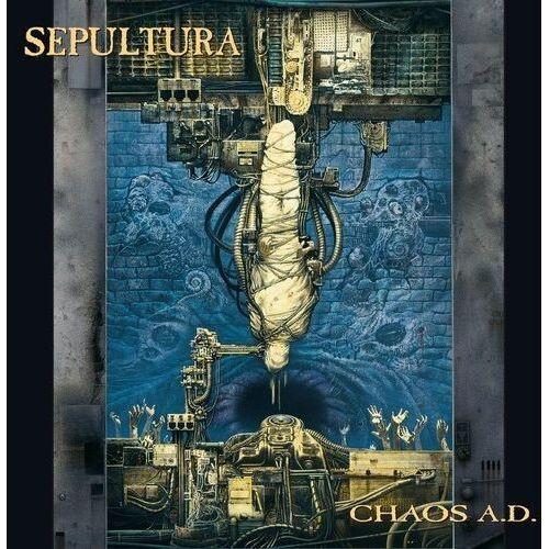 Metal, Sepultura - CHAOS A.D.