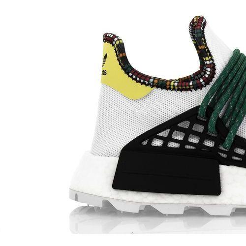Męskie obuwie sportowe, Buty sportowe męskie adidas x Pharrell Williams SOLARHU NMD (EE7583)