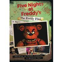 Literatura młodzieżowa, The Freddy Files. Oficjalny przewodnik po grze (opr. miękka)
