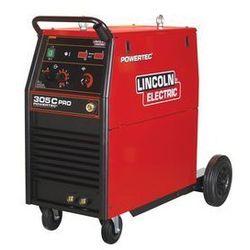 Półautomat spawalniczy LINCOLN POWERTEC 305C PRO +DOSTAWA GRATIS +GWARANCJA PRODUCENTA - MIGOMAT