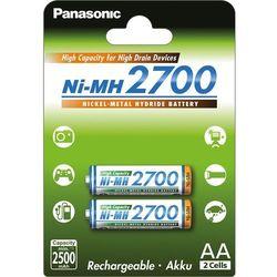 Panasonic BK-3HGAE/2BE AA 2700mAh (2szt)