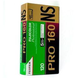 Fuji PRO NS 160 Proffesional negatyw kolorowy typ 120