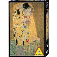 Puzzle, Puzzle 1000 - Klimt. Pocałunek PIATNIK
