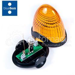 Lampa sygnalizacyjna NICE LUCYB (bluebus) z wbudowaną anteną