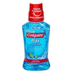 Colgate Plax Cool Mint płyn do płukania ust 250 ml unisex