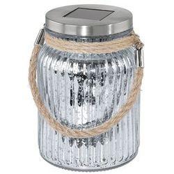 lampa solarna Słój