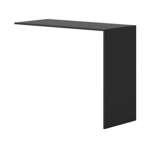 Biurka i stoliki, Stolik barowy do szafy dostawnej, czarny