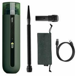 Baseus A2 Car Vacuum | Odkurzacz samochodowy bezprzewodowy 5000Pa filtr HEPA moc 70W