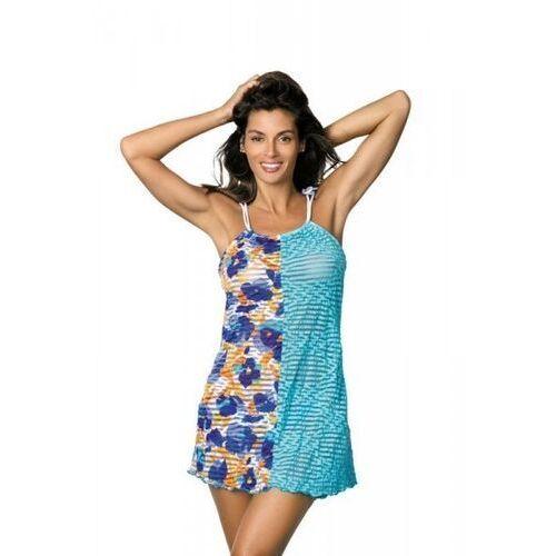 Stroje kąpielowe, Marko jenna baia m-416 (3) sukienka plażowa