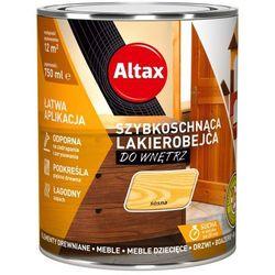 Lakierobejca szybkoschnąca do wnętrz Altax sosna 0,75 l