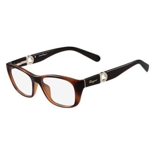 Okulary korekcyjne, Okulary Korekcyjne Salvatore Ferragamo SF 2765 214