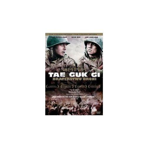 Filmy wojenne, Braterstwo broni (DVD) - Won Bin, Lee Eun-Joo DARMOWA DOSTAWA KIOSK RUCHU