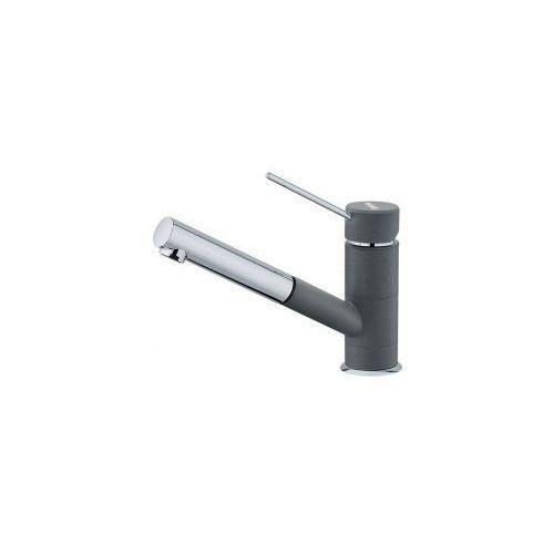 Franke Bateria sirius top pull - out chrom/grafitowy 115.0476.649 wyciągana wylewka