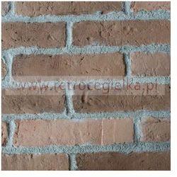 Płytki ze starej cegły - brązowa