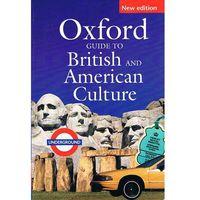 Książki do nauki języka, Oxford Guide to British and American Culture (opr. miękka)