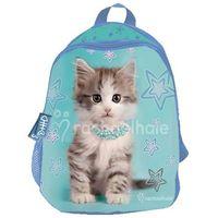 Tornistry i plecaki szkolne, Plecak mały Rachael Hale kot - 606615