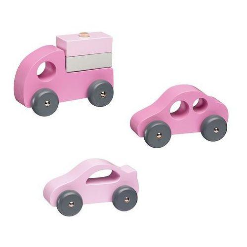 Zabawki z drewna, Kids Concept Drewniane Samochody 412224