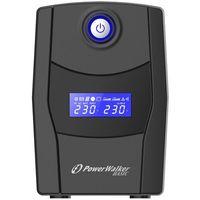 Zasilacze UPS, Zasilacz awaryjny UPS Power Walker Line-Interactive 1000VA STL FR 2xPL USB RJ11/45 In/Out