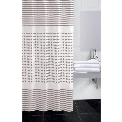 Koopman zasłona prysznicowa darja beżowy, 180 x 180 cm marki 4home